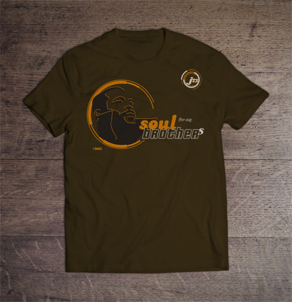 SoulBrothers.T-Shirt3D