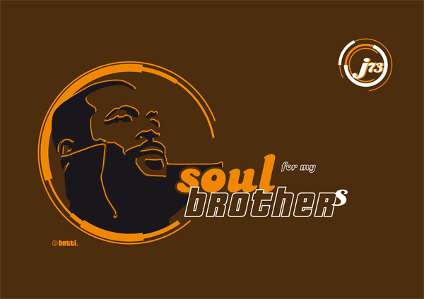 T-Shirt-SoulBrothers-Vektor